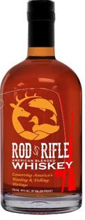 Rod & Rifle Bourbon 750ml